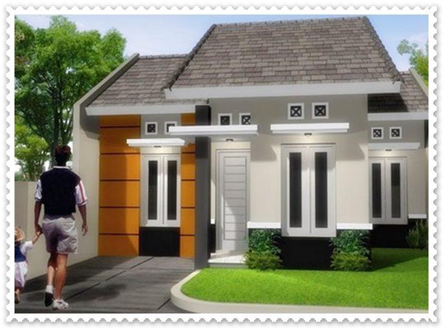 gambar rumah minimalis terbaru tampak depan