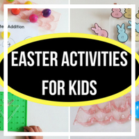 Easter Learning Activities For Kids