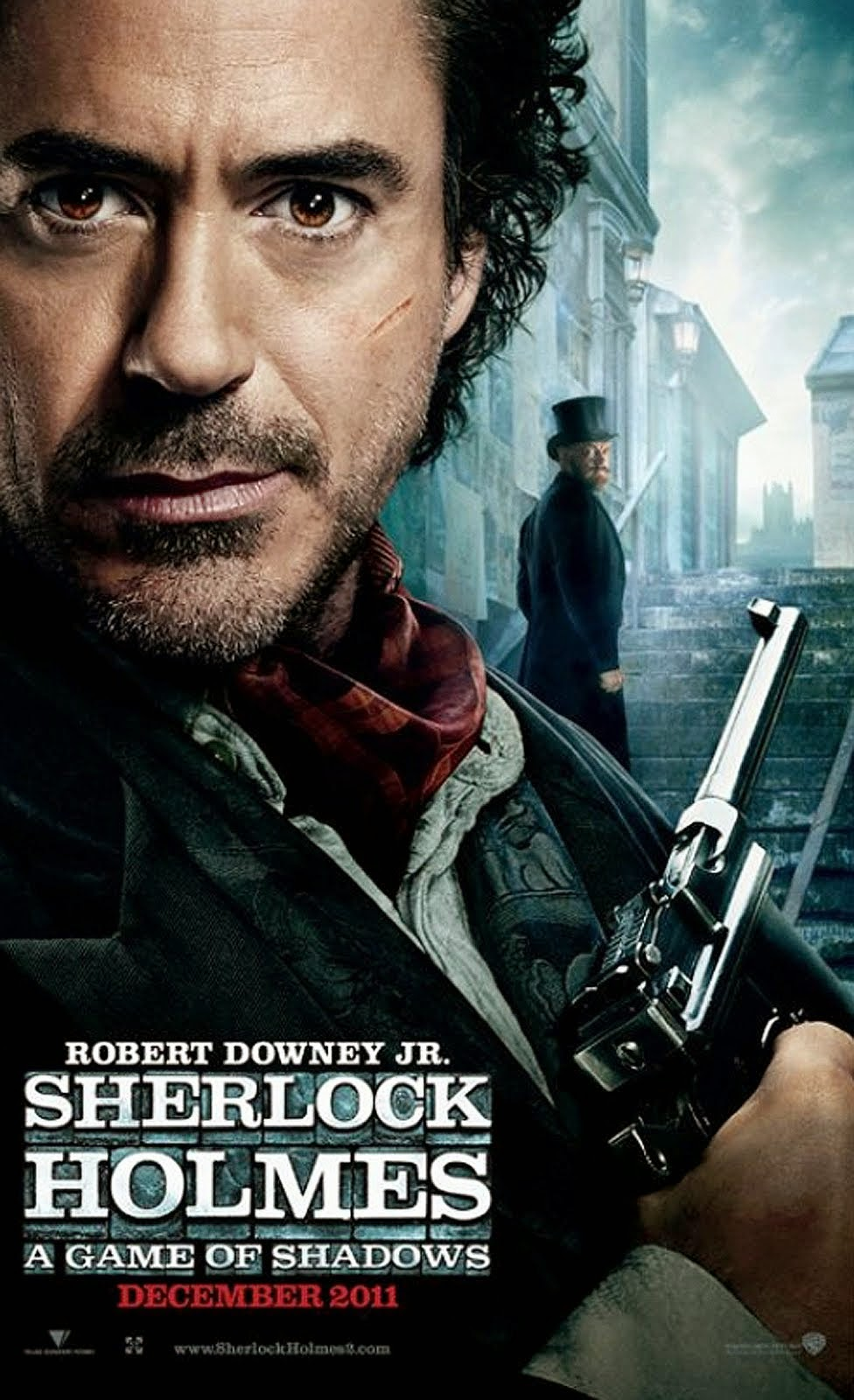 Sherlock Holmes: A Game of Shadows 2011 - Full (HD)