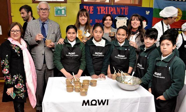 Escuela Nueva Panitao y Mowi