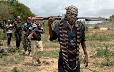 Al Shabaab militants Somalia