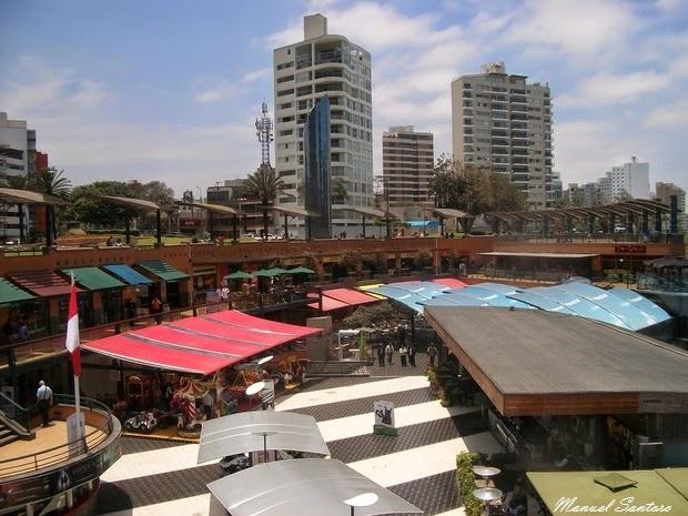 Lima, Larcomar