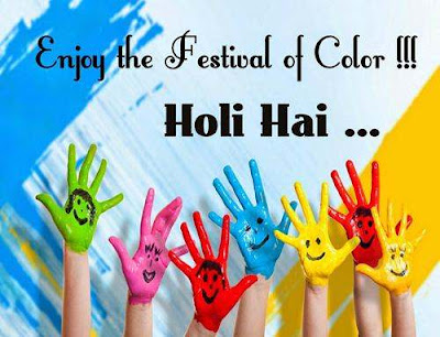 Happy Holi Messages, Quotes, Sms