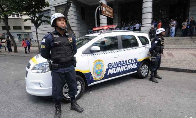 Guarda Civil de Belo Horizonte  (MG) pode e deve agir na manutenção da ordem pública
