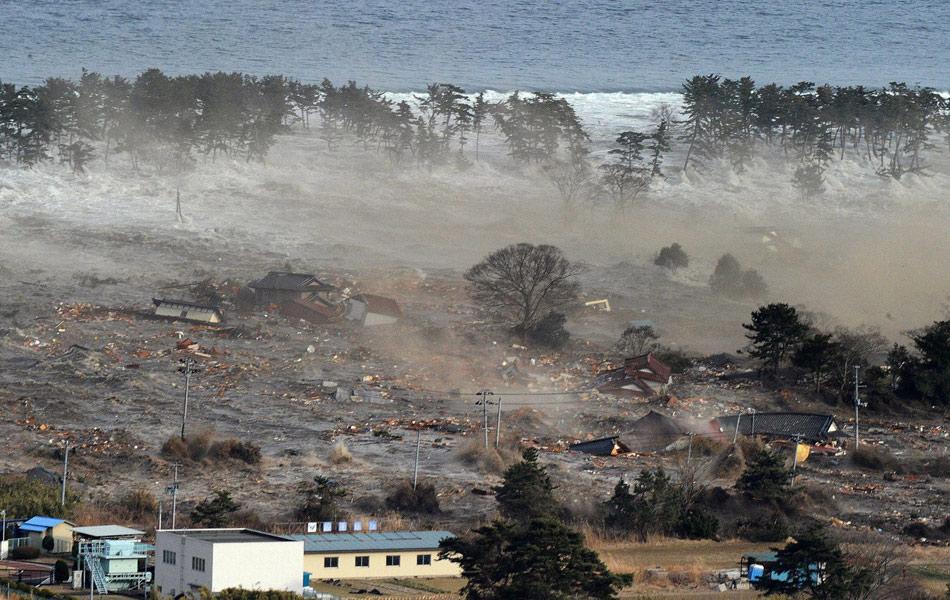japan earthquake tsunami japan tsunami map