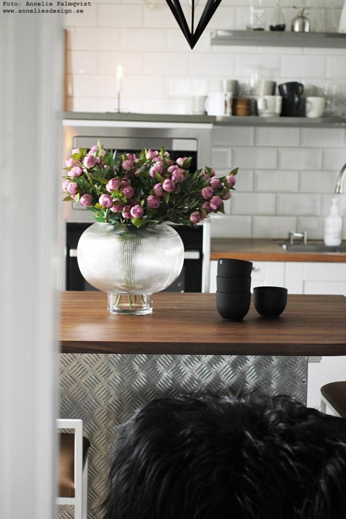 annelies design, webbutik, webbutik, pion, pioner, blommor, naturtrogna, blomma, verkligehtestrogna, konstgjorda, konstgjord, kök, sphere, vas, by on,