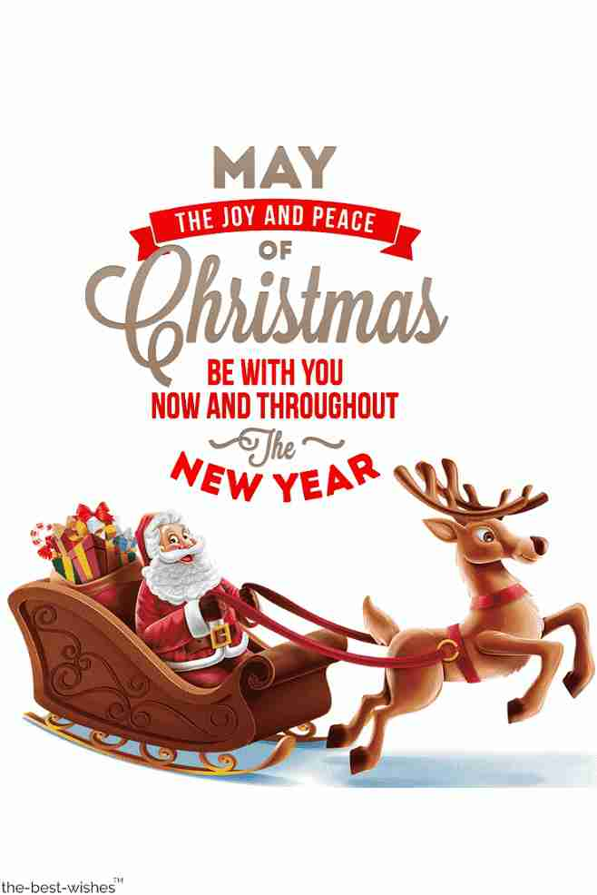 christmas wishes messages may the joy and peace of christmas be with your now and throughout the new year