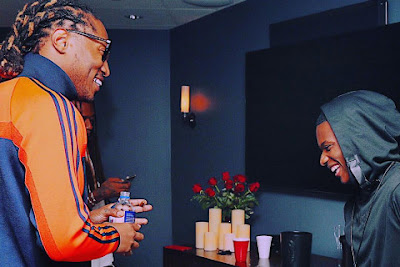 wp 1505905070034 - ENTERTAINMENT:  Tekno, Dj Spinall , Others React To Wizkid's New Track Featuring Atlanta rapper, Future