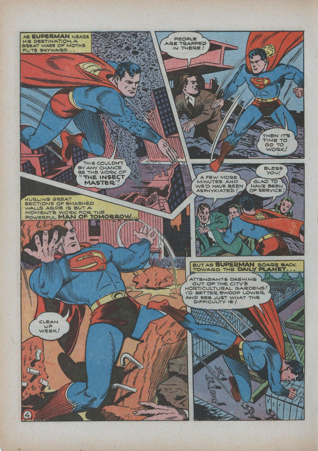 Read online World's Finest Comics comic -  Issue #10 - 6