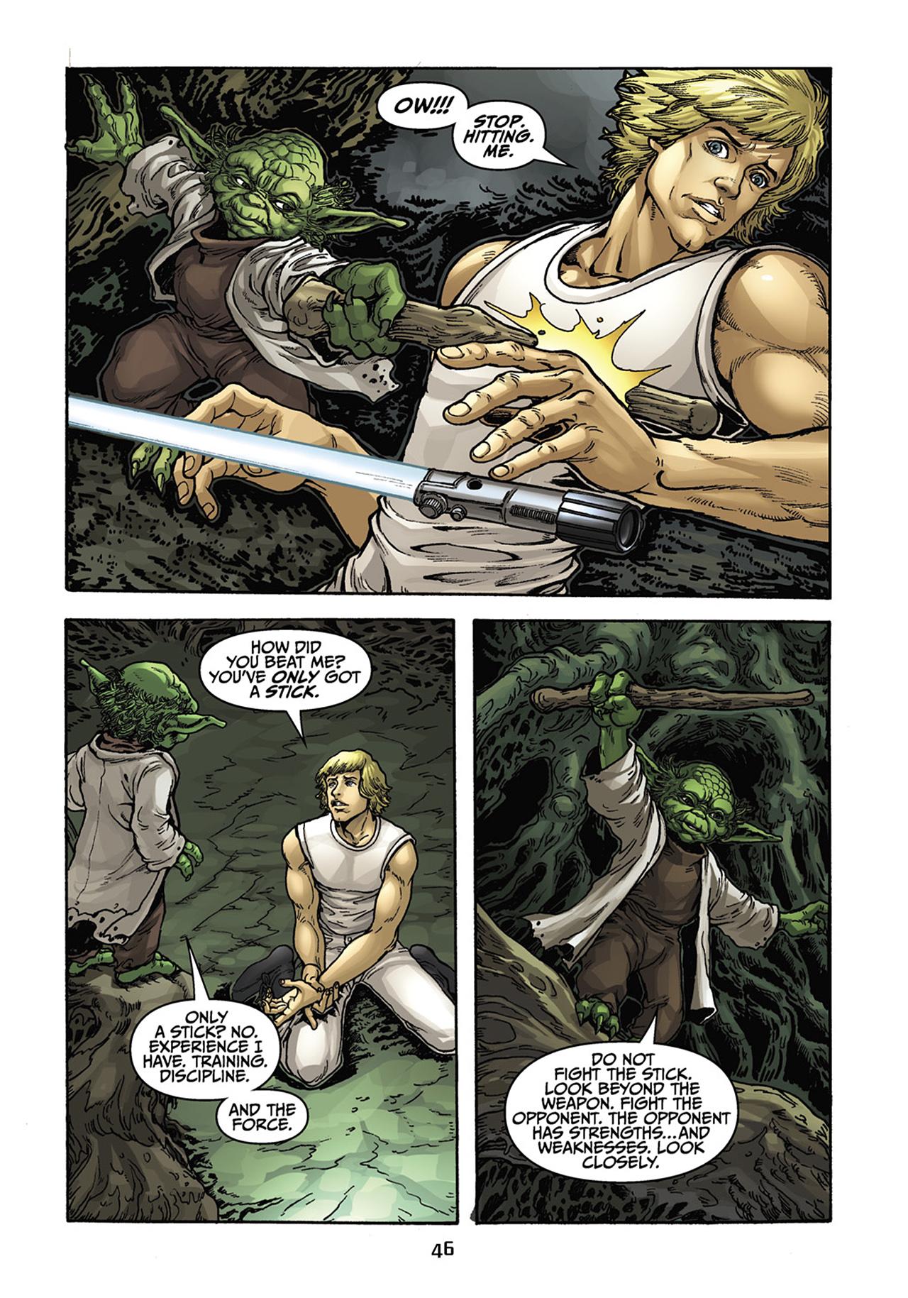 Read online Star Wars Omnibus comic -  Issue # Vol. 33 - 208