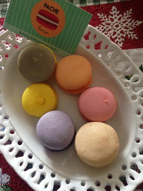 macarons da Pachelaria