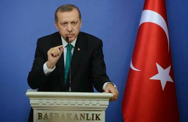 رجب طيب اردوغان يعترض على استقلال كردستان العراق