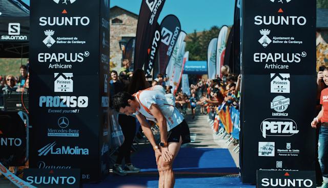 Kilian Jornet vencedor de la Marató Pirineu 2017