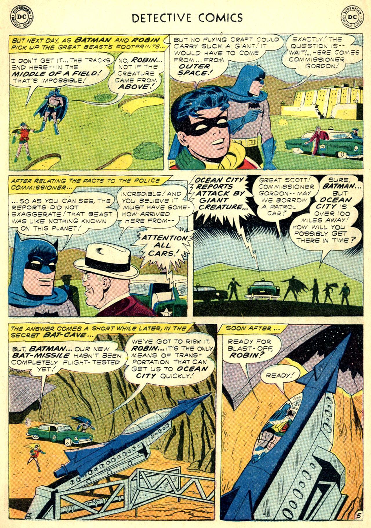 Read online Detective Comics (1937) comic -  Issue #270 - 7