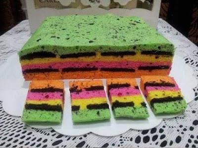Resep Fruit Rainbow Cake Kukus Sederhana Mudah dan Praktis Resep Fruit Cake sajian sedap dan Ekonomis Resep Membuat Fruit Cake Kukus Paling Enak dan Lembut resep membuat fruit cake kukus cara membuat fruit cake kukus