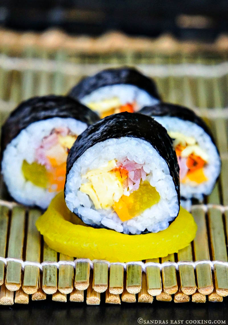 Kimbap -Korean #Sushi Roll