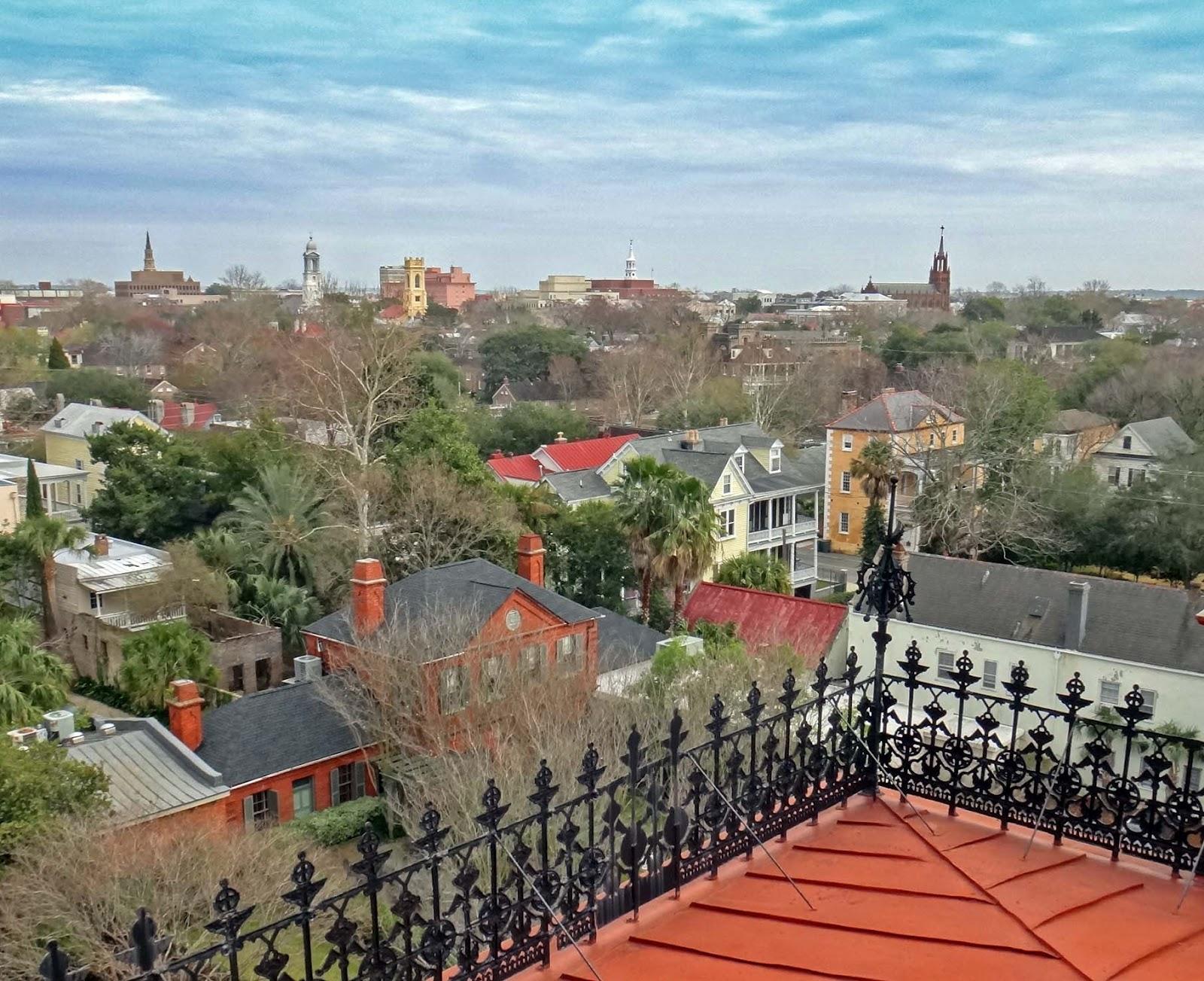 Joes Retirement Blog Wentworth Mansion Charleston
