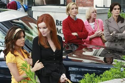 Muerte de Edie en 'Mujeres Desesperadas'