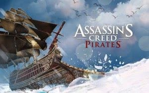 Assassin's Creed Pirates v1.6.1 Apk + Data