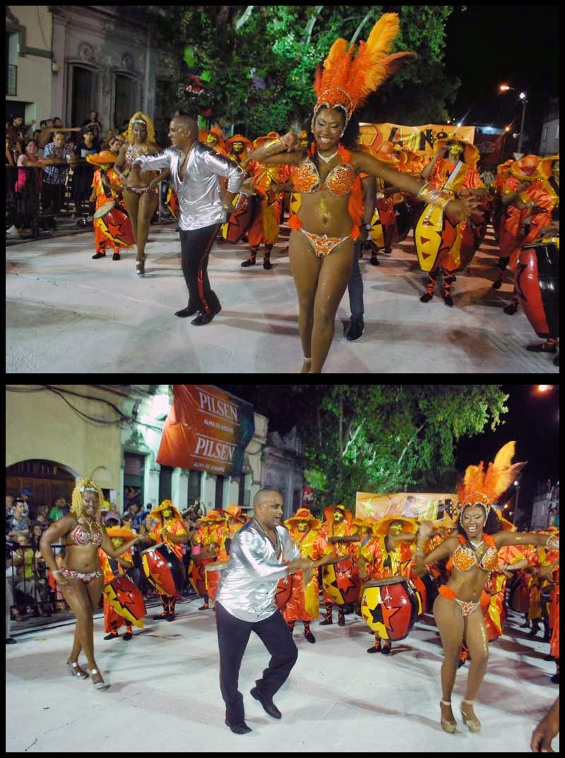Desfile de Llamadas. L.U.C.