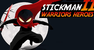 Download Stickman Warriors Heroes 2 v1.0.2 Mod Apk