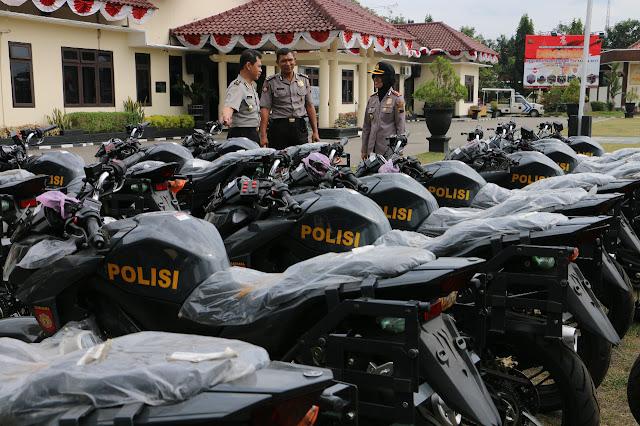 Polres Kebumen Siap Patroli Hingga Pelosok