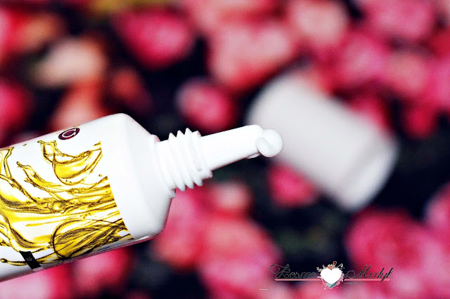 Oeparol Essence - odżywczy krem pod oczy z kwasem omega i ceramidami