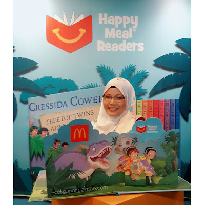 happy readers mcdonalds, mcdonalds happy readers app, happy meal readers, buku cerita cressida cowell