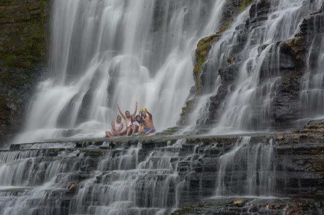 waterfalls in mindanao