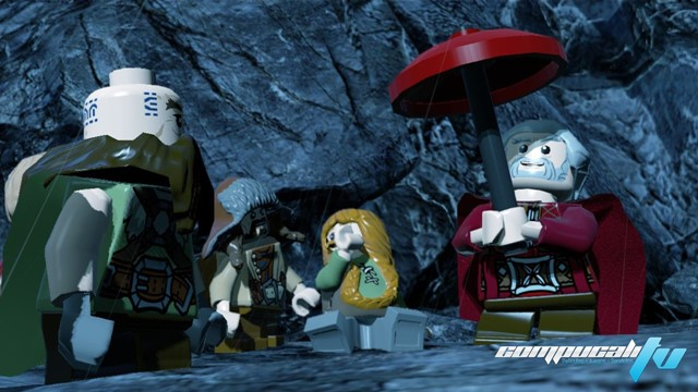 LEGO The Hobbit XBOX 360 Región FREE