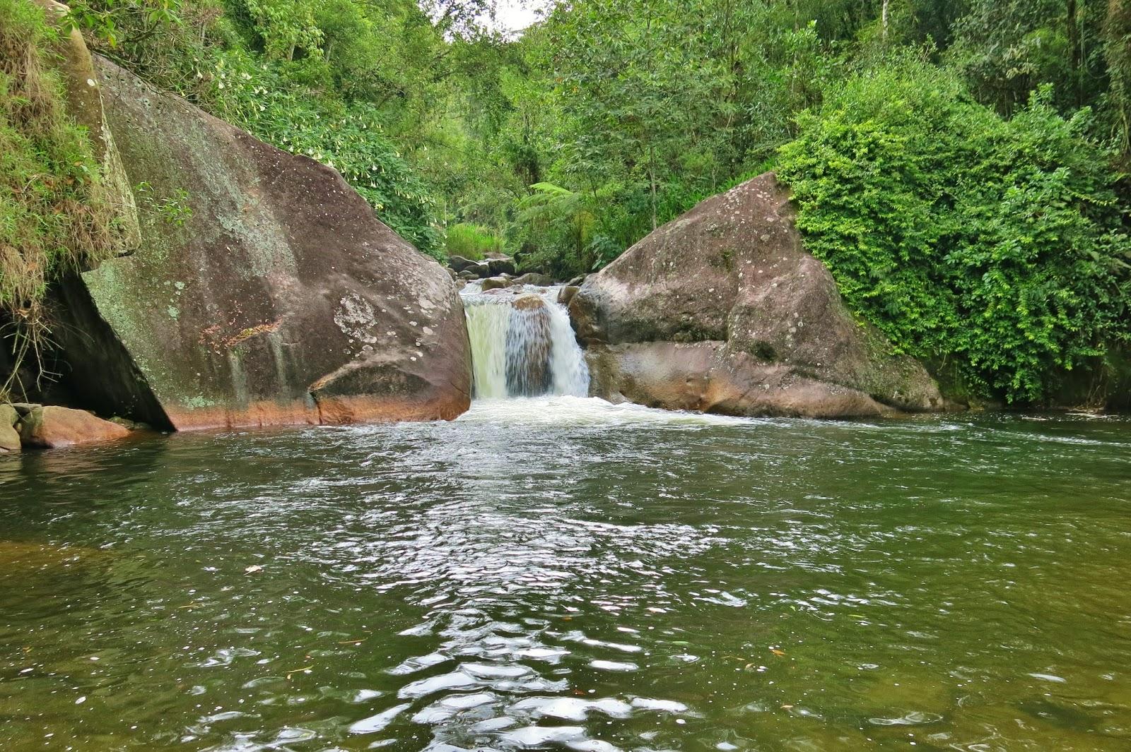 Poção da Maromba, em Visconde de Mauá.