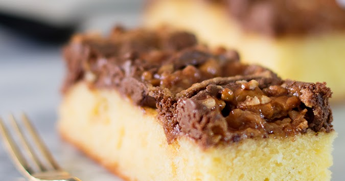 Mars Bar Cake Recipe Uk
