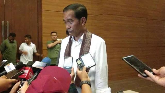 Tanggapi Ancaman People Power Amien Rais, Jokowi: Jangan Nakut-nakuti