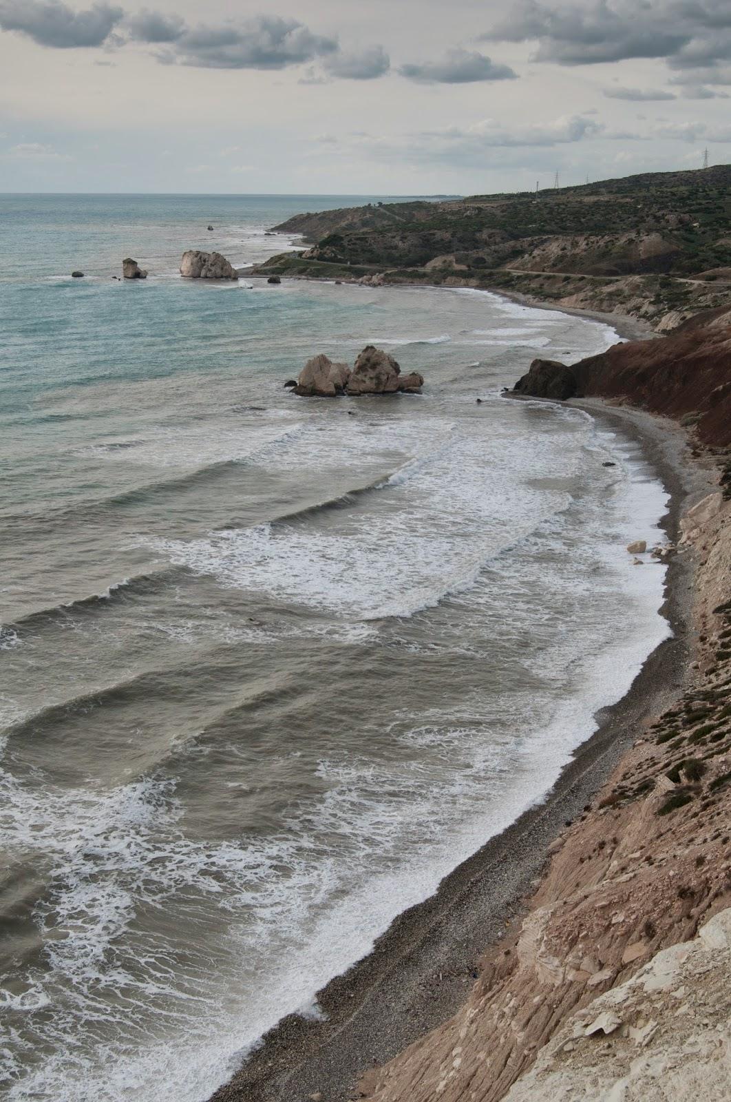 Aphrodite's Rock, Cyprus