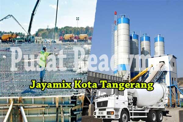 Harga Jayamix Karangtengah, Harga Beton Jayamix Karangtengah, Harga Beton Cor Jayamix Karangtengah Per m3 2018