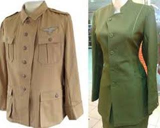 model baju dinas wanita modern model baju dinas batik