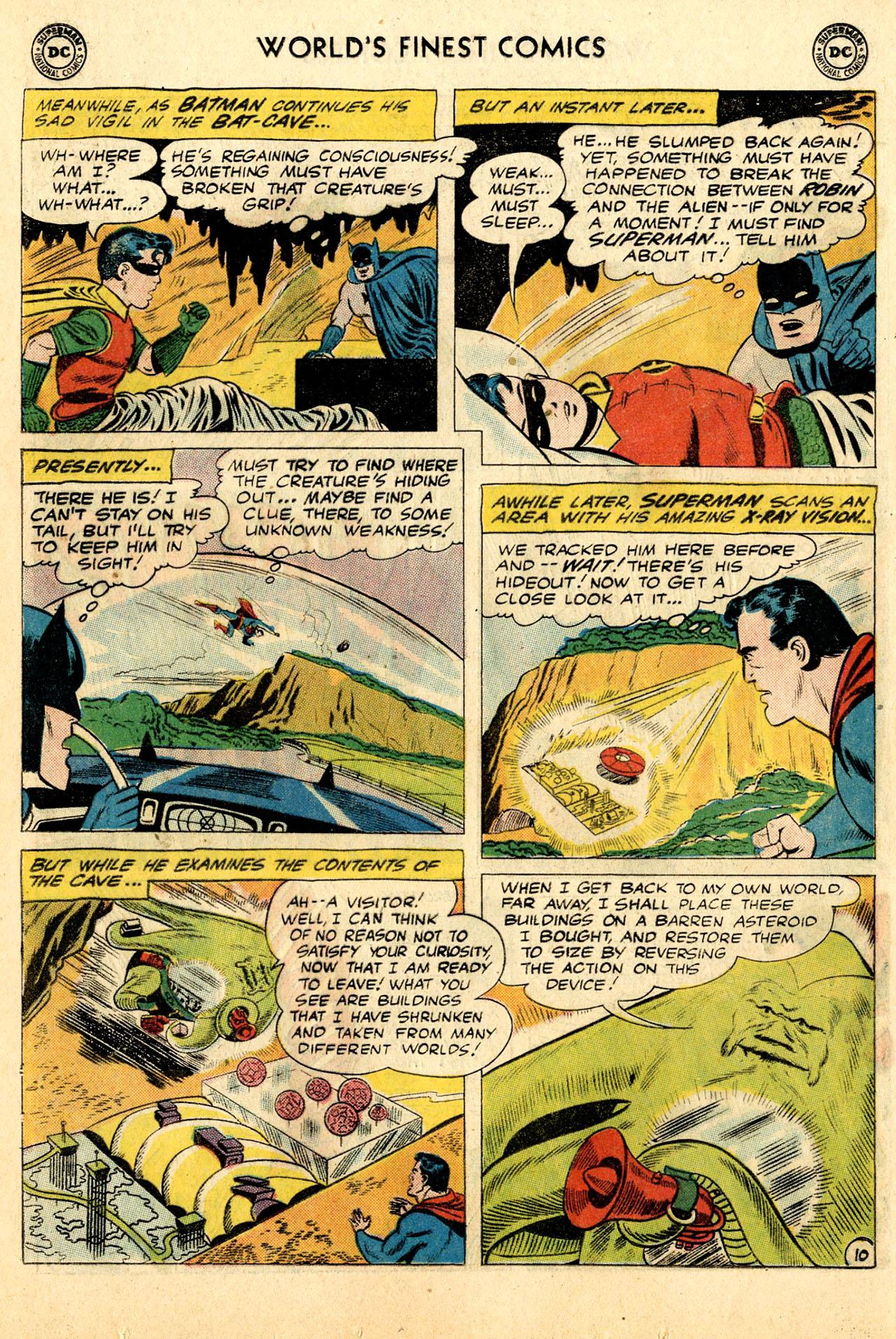 Read online World's Finest Comics comic -  Issue #110 - 12