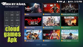 cloud games apk free download