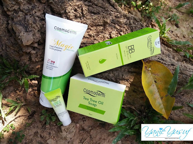 BB Cream,BB Cream Tea Tree Oil (code 01),Magic Body Lotion, Tea Tree Oil Soap, Cleanser Tea Tree Oil