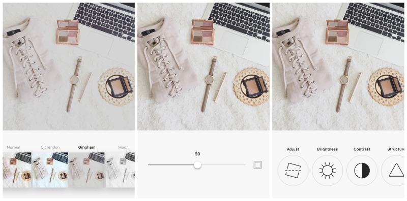 Instagram editing -step by step guide