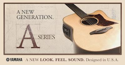 guitar Yamaha A3R