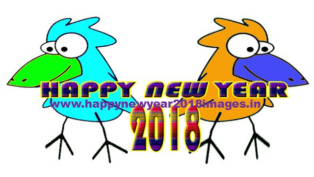 happy new year 2018 clip art images free download
