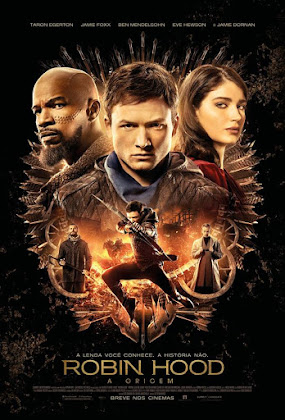 Robin Hood (2018) Torrent