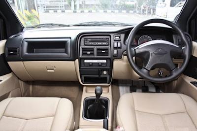 Interior Dashboard Isuzu Panther Touring Facelift