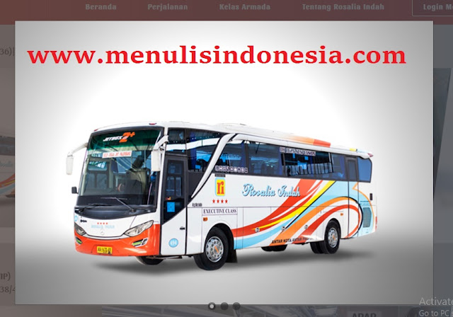 Agen Bus Rosalia Indah Jakarta 2