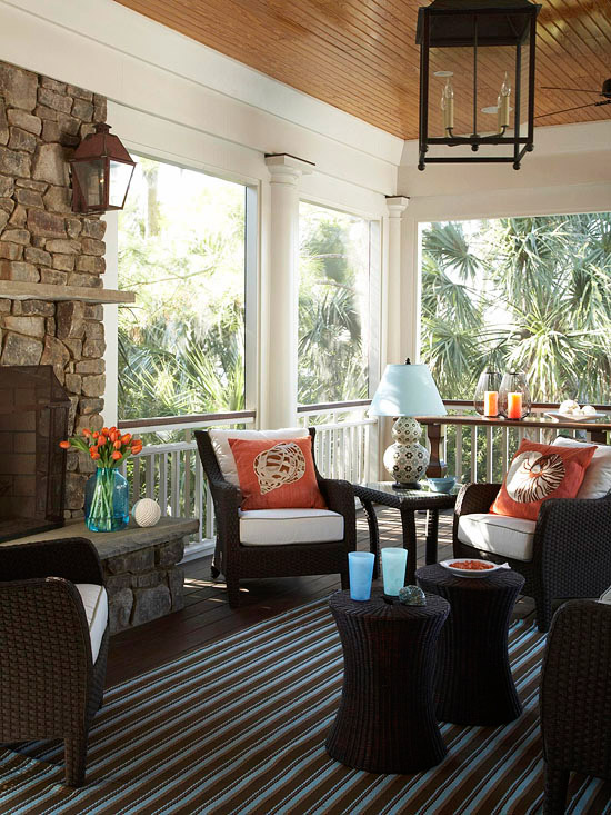 Decorating Porches Ideas For Summer 2013 Decorating Idea