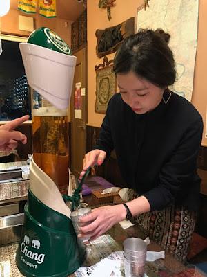 タイ料理・ラオス料理レストラン キンカーオ