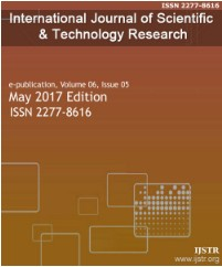 IJSTR - International Journal of Scientific and Technology Research