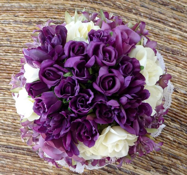 Wedding Flowers In February: Four Leaf Events: February's Flower: Violets And Primroses