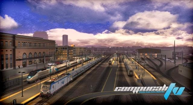 Train Simulator 2015 PC Full